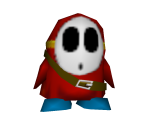 Shy Guy Archer