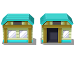 Cerulean City Houses