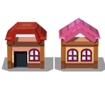 Fuchsia City Houses