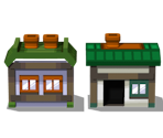 Viridian City Houses