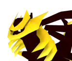 Title Screen Giratina