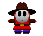 Shy Guy (Host)