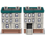 Striaton City Buildings