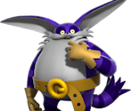 Big the Cat Statue
