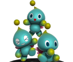 Chao Statue