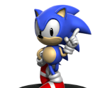 Sonic the Hedgehog (Classic) Statue