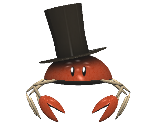 Sebastian, the Fancy Crab