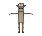 Rigby Costume
