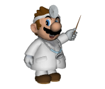 Dr. Mario Trophy (Classic)