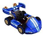 Bandicoot Team Kart