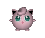 Jigglypuff (Low-Poly)