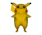 Pikachu (Low-Poly)