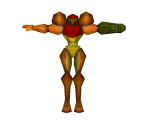 Samus (Low-Poly)