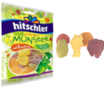 Saure Fruchtgummi Monster