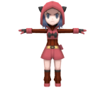 Team Magma Grunt (Female)
