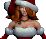 Miss Fortune (Candy Cane) B