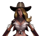 Miss Fortune (Cowgirl) B