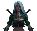 Katarina (Mercenary)