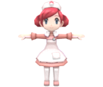 Pokémon Center Nurse