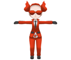 Team Flare Grunt (Female)