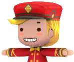 Buddy the Bellhop