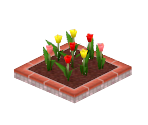 Basic Flower Bed 1