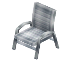 Metallic Chair