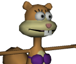Sandy Cheeks (Treedome)
