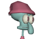 Squidward Tentacles (Sleep)