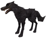 Sirius Black (Black Dog)