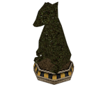 Topiary Badger