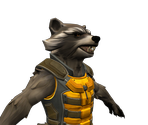 Rocket Raccoon (Guardians Of The Galaxy)