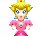 Peach (Low-Poly)