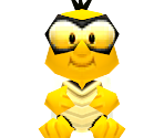 Lakitu (Low-Poly)