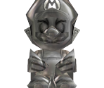 Metal Mario (Low-Poly)