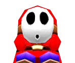 Shy Guy (Low-Poly)