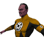 Sinestro (Antimatter)