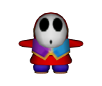 Shy Guy (Grand Canal)