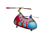 Chop Chop Helicopter