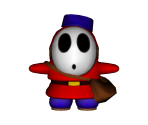 Shy Guy (Mail)