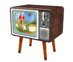 Retro Tube TV