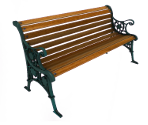 Fancy Bench