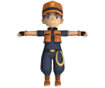 Pokémon Ranger (Male)