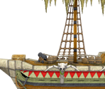 Haunted Ship Boss Stage
