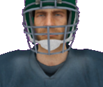 Chuck Greene (Football Uniform)
