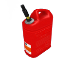 Gasoline Canister