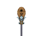 Lion Mace (Unused)