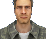 Chuck Greene (Army Jacket With Pants)