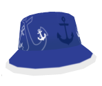 Anchors Bucket Hat