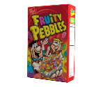 Fruity Pebbles Power Up